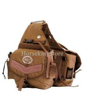 Nylon rear saddle bag Pool's