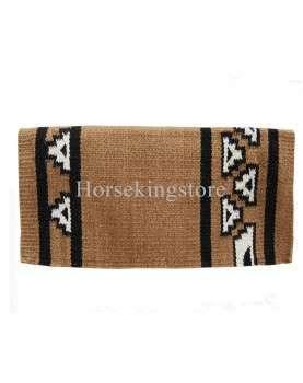 Wool saddle blanket Howi