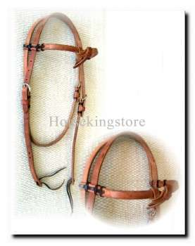 Leather Headstall CEP