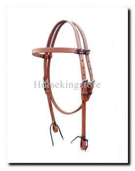 Leather Headstall Phorlia