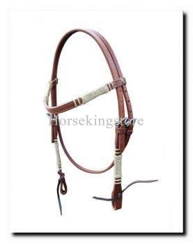 Leather Headstall Deldis