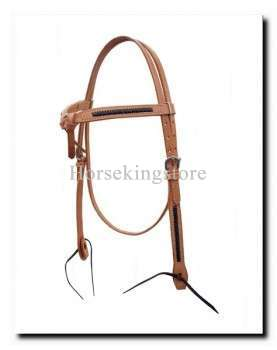 Leather Headstall Losthor