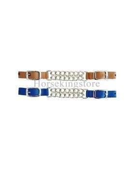 Nylon curb straps