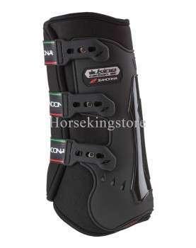 Tendon boots rear Zandona King Carbon Air
