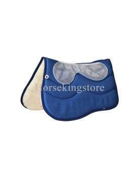 Saddle pad Burioni TexTech+Sympa + Gel