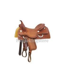 Saddle POOL'S GENUINE TEAM PENNING 444 CLASSIC