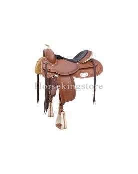 Saddle POOL'S REINER RAWHIDE 2020F FLEX