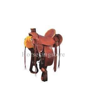 Saddle POOL'S GENUINE WADE ARBUKLE RANCHER 5501