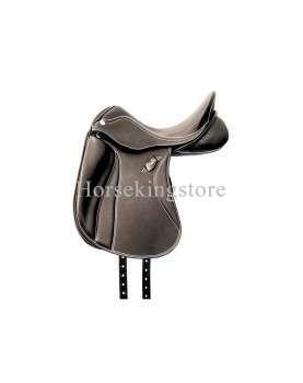Dressage Saddle Zaldi San Jorge TM Système