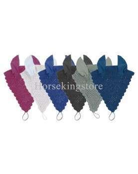 Fly veil 100% cotton long model