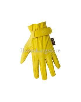 Riding gloves velcro closure