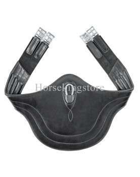 Equestro anatomic girth with elastics 100 to 150 cm