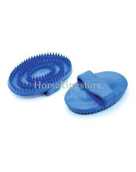 Rubber curry comb Pony size