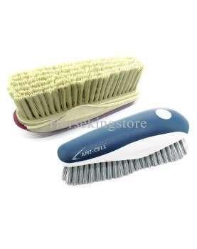 Lami-cell dandy brush with medium bristles