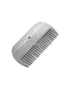 Aluminium mane and tail comb