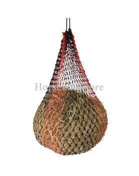 Nylon hay net with tight mesh