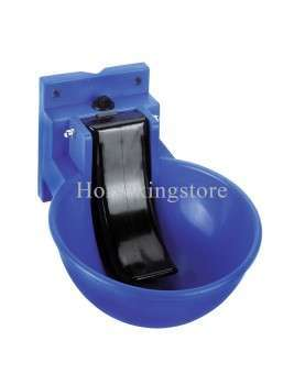 Large water bowl made of high-quality plastic