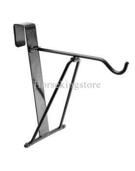 Foldable harness hanger
