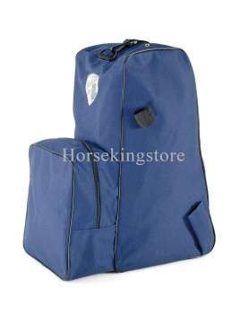 Nylon carrying bag for boots helmet and whip