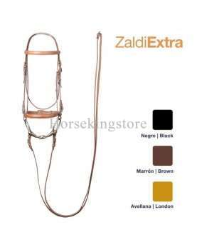 Bridle Zaldi Extra with reins