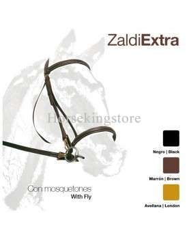 Raised Snaffle Bridle w/ Web Reins Vanyar