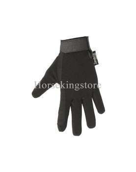 Riding gloves velcro closure
