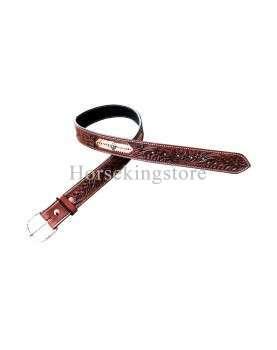 Leather Belt Pool's Arrow Size 40