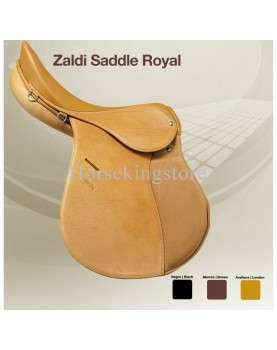 ZALDI SADDLE MIXTE ROYAL