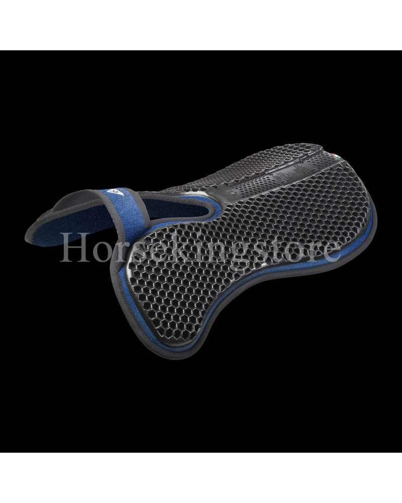 ACAVALLO Withers Free Hexagonal Gel Pad 5mm Felt