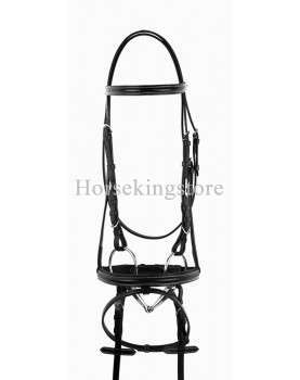 Leather bridle complete Valar
