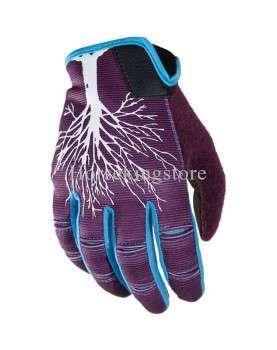Reining Glove Woman's NOLEAF Capita 2.0 Blueberry