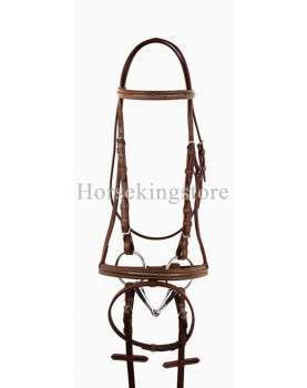 Leather bridle complete Sedeo