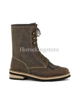 Western Boots Pro-Tech Laces Size 44