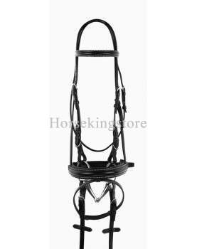 Leather bridle complete Aystotis
