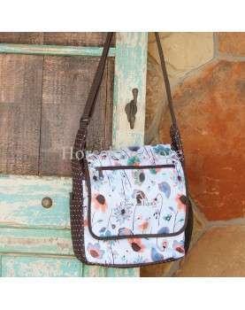 Messenger Bag Classic Equine
