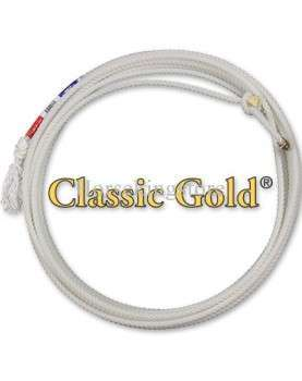 Classic Gold Rope 3 stand 35'