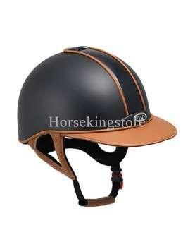 Helmet GPA Classic Leather
