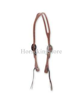 Cowboy Card Suit Headstall Martin Saddlery