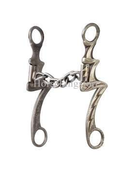 Gist Design Lightning Chain Seven Cheek Classic Equine
