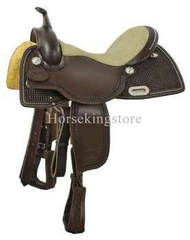 Saddle BARREL POOL'S BASKET 1860
