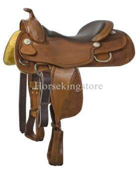 Saddle REINER POOL'S CLASSIC BASKET 1820