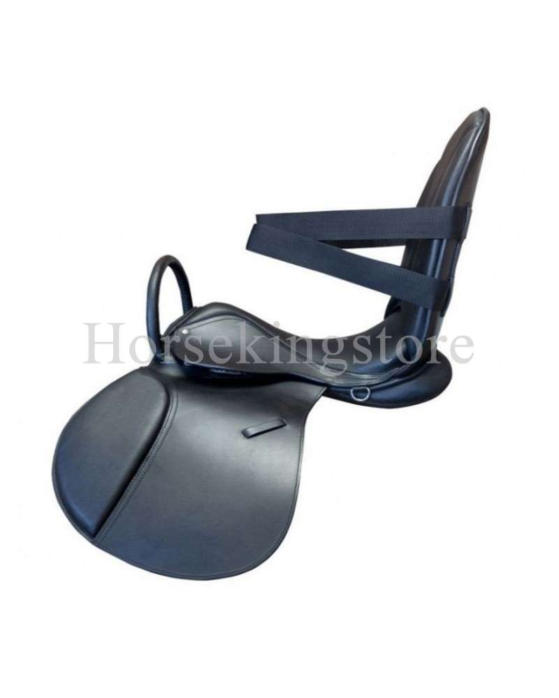 Saddle for person with a handicap in equitherapy ECO