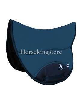 Endurance Saddle pad Burioni TexTech+Sympa Navy Blue