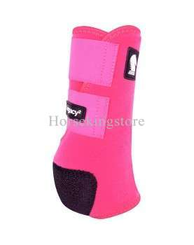 Legacy2 Front - Solid Classic Equine Fuchsia