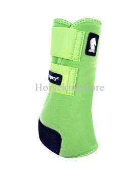 Legacy2 Front - Solid Classic Equine Lime