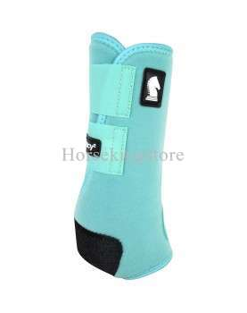 Legacy2 Rear - Solid Classic Equine Mint