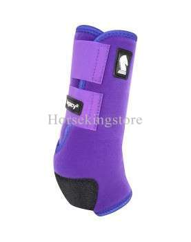 Legacy2 Rear - Solid Classic Equine Purple