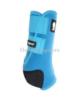 Legacy2 Rear - Solid Classic Equine Turquoise