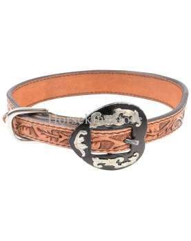 DOG COLLAR By Cashel Floral Rose