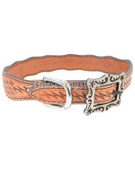 DOG COLLAR By Cashel Basket